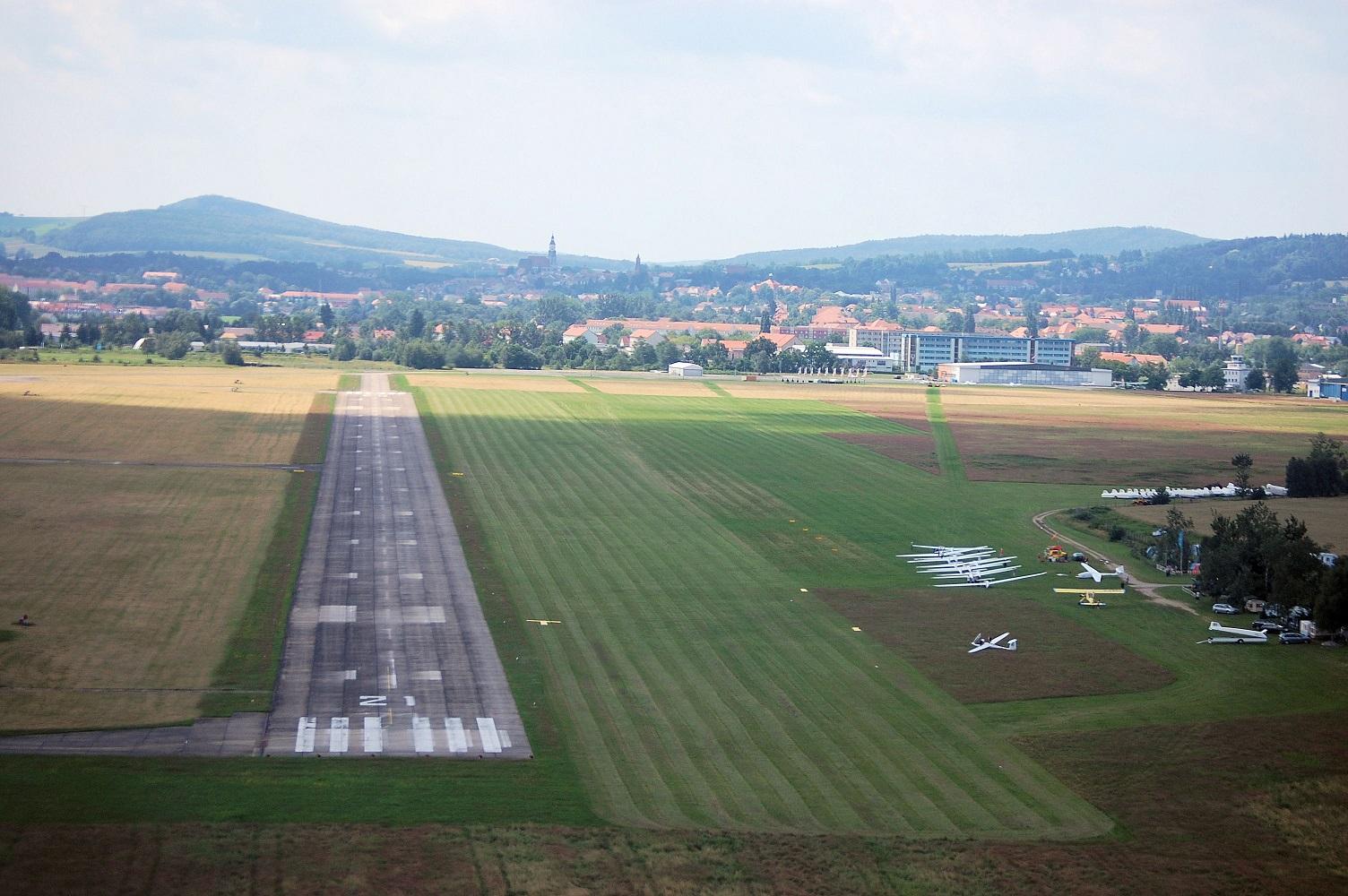 Flugplatz Kamenz - Fliegerclub Kamenz e.V.